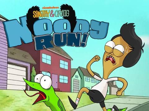 Sanjay and Craig: Corri Noodman!