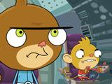 Rocket Monkeys: Scimmie in missione