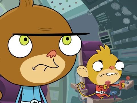 Rocket Monkeys: Scimmie in missione
