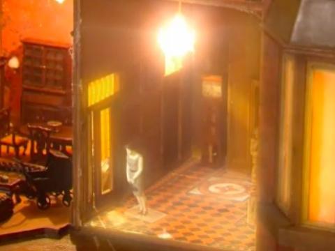 Anubis 2: Il messaggio della casa
