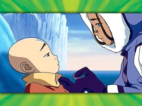 Avatar: Il ragazzo nell'iceberg