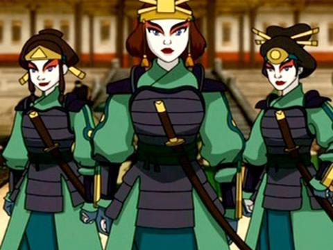 Avatar: Le guerriere di Kyoshi