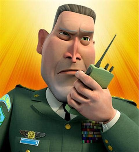 Generale Monger