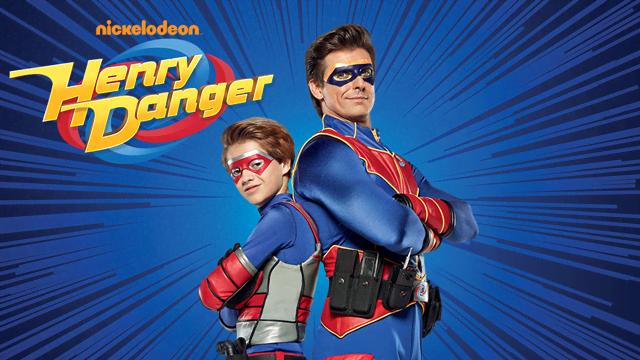 Henry Danger Giochi Video Immagini Personaggi Su Nickelodeon