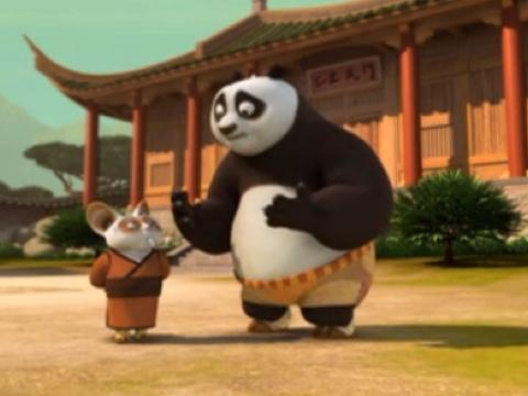 Kung Fu Panda: L'alfabeto