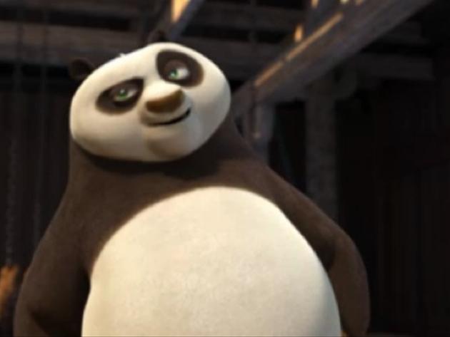 Kung Fu Panda: Il sacco