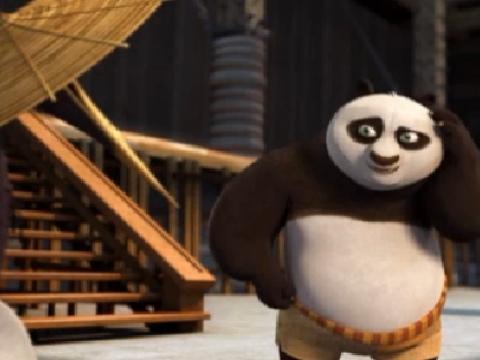 Kung Fu Panda: Sollevamenti