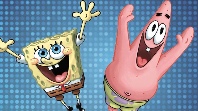 Amico Stella Canzone Di Natale.Spongebob Music La Canzone Di Patrick Stella Video Nickelodeon