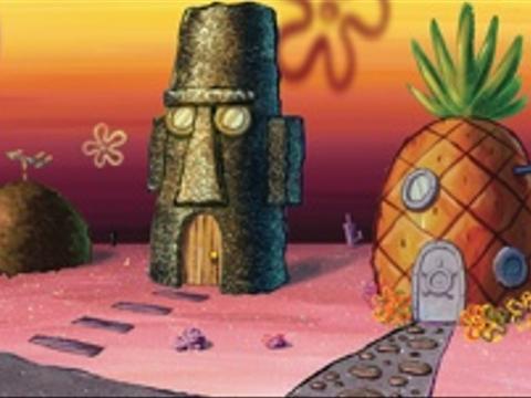 Qual è la tua casa di Bikini Bottom?
