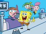 Spongebob in altre serie di Nickelodeon