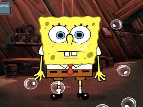 Spongebob e le bolle