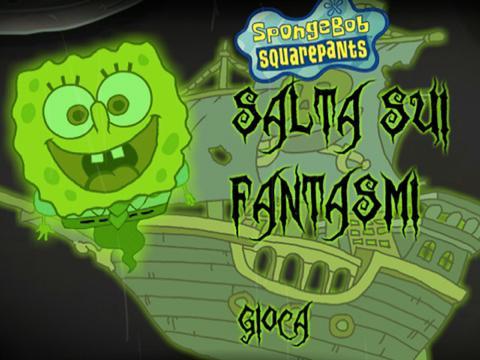 Spongebob: Salta sui fantasmi