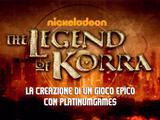 Legend of Korra : Dietro le quinte del videogioco (I parte)