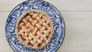 Crostata deliziosa - La ricetta della Francia