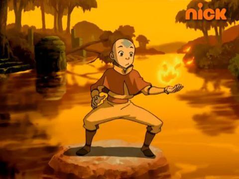 Avatar: Il maestro del dominio del fuoco