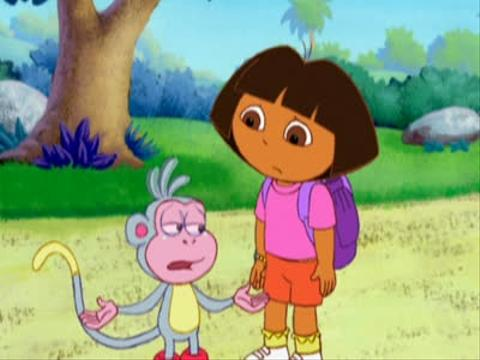 """Dora the Explorer: """"Rapido Tico"""""""