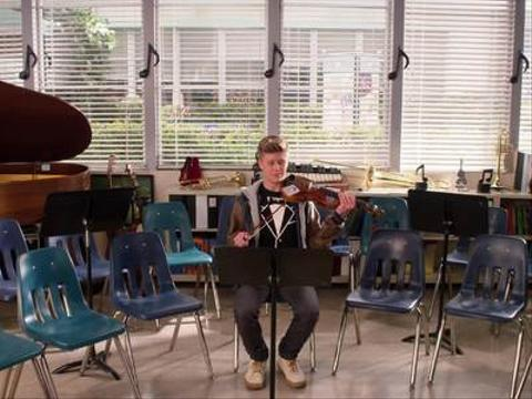Violin Practice