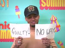 Aston Never Have I Ever