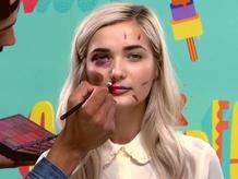 Jordan and Perri do Roxi's Make-Up
