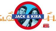 Jack & Kira - London Bus Tour Part 1