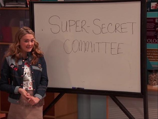 Super Secret Committee