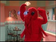 The Amanda Show: Lobster Ice Cream