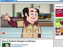 Sneak Peek: Schwoz's Surgery