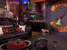 Sneak Peek: Puking Scorpions