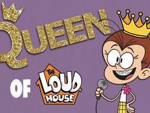 Queen Of The Loud House: Luan