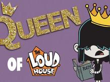 Queen Of The Loud House: Lucy