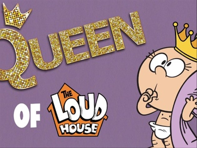 Queen Of The Loud House: Lily