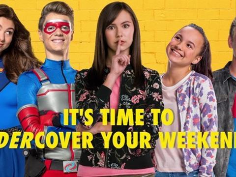 Undercover Weekends