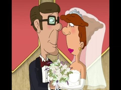 As Told By Ginger: Lois Gets Married
