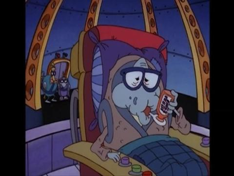 Rocko's Modern Life: The Futures Past