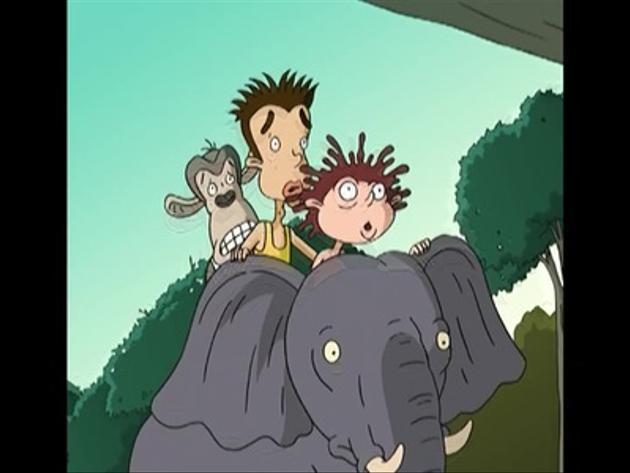 Wild Thornberrys: Family