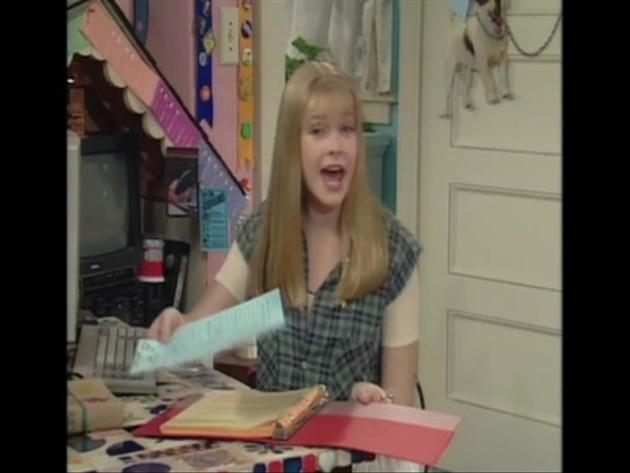Clarissa Explains It All: Real World
