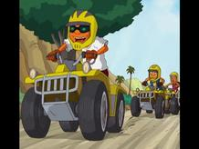 Rocket Power: The Race