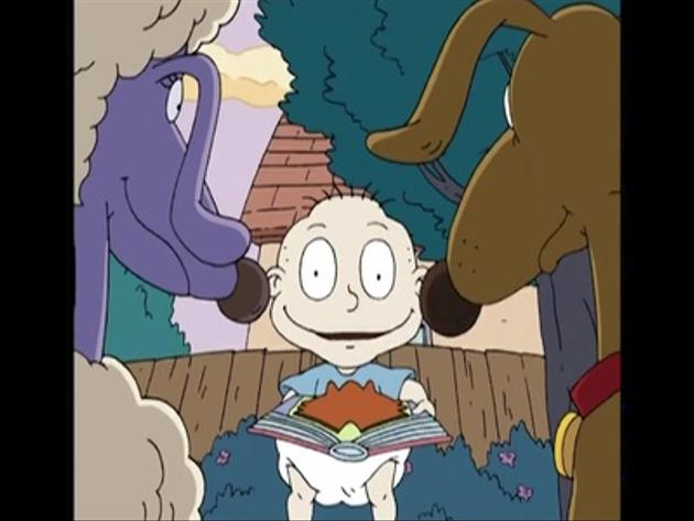 Rugrats: Spike In Love