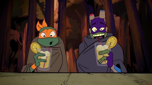 Rise Of The Teenage Mutant Ninja Turtles Videos Watch