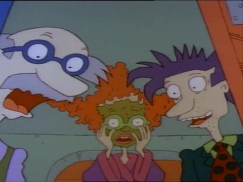 Rugrats: Spike Didn't Do It