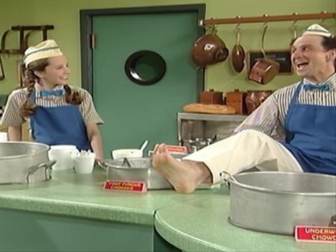 The Amanda Show: Underwear Chowder