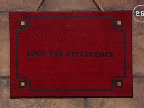 Sneak Peek: Spot The Difference