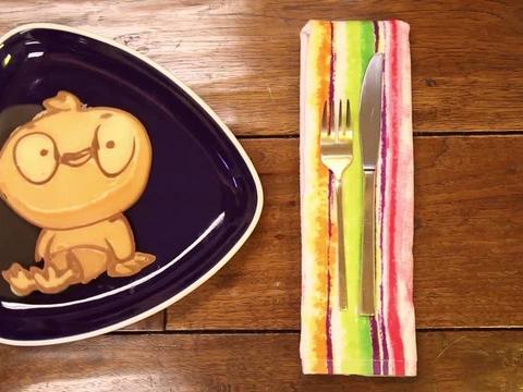 Pancake Harvey!