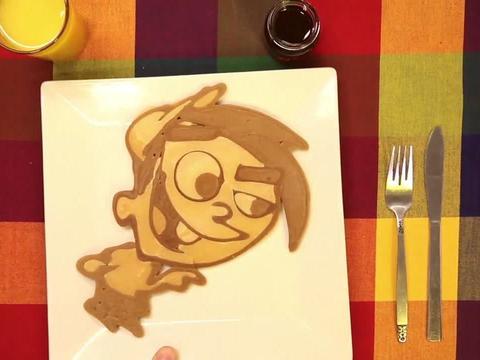 Pancake Timmy!