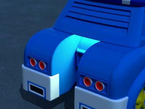 Robocar Poli: Secret Gift