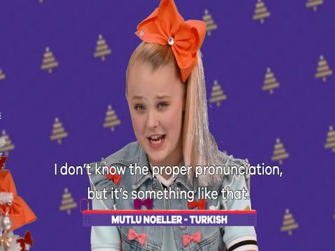 JOJO SIWA - Holiday Tunes