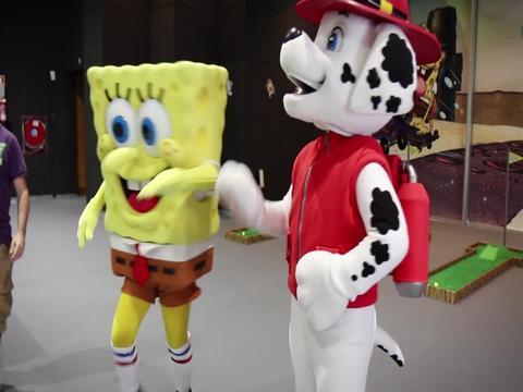The World of Nickelodeon