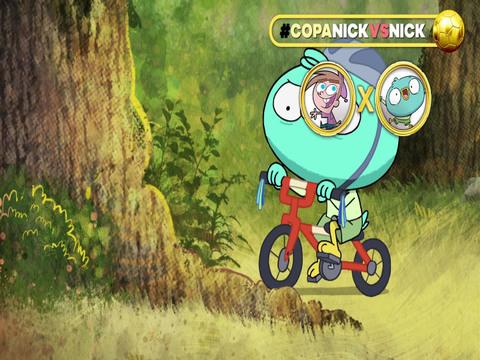 Copa Nick Vs Nick | Los Padrinos Mágicos vs. Harvey Beaks