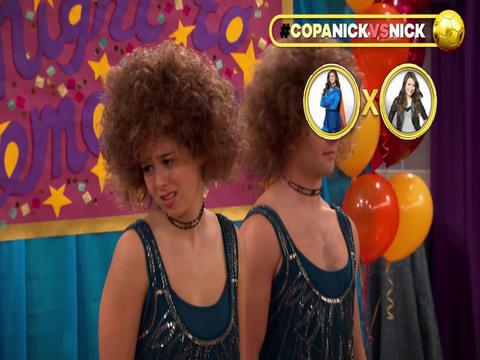 Copa Nick Vs Nick | The Thundermans Vs iCarly