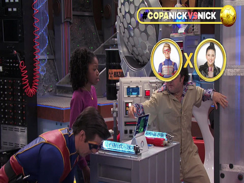 Copa Nick Vs Nick | Henry Danger Vs Kally´s Mashup